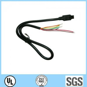 6P Housing Cable S/T Cable Harness