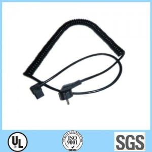 Spiral Power Cord Charger Cord for Vacuum Cleaner