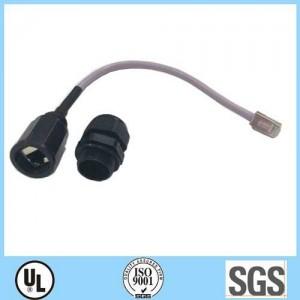 IP 68 RJ45 waterproof cable