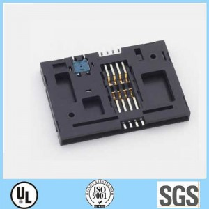 8pins IC card socket